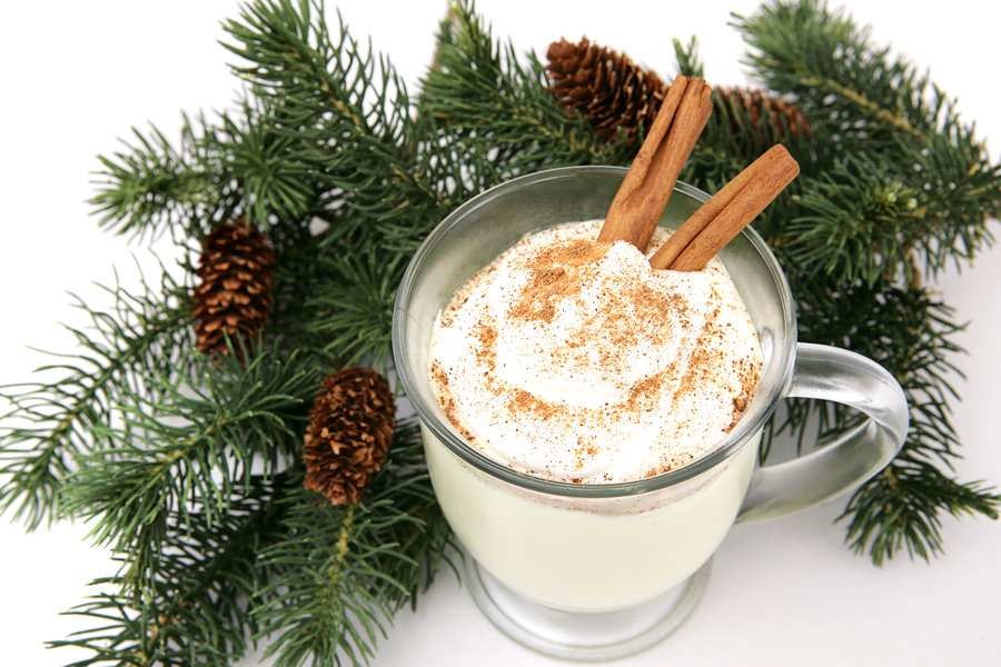 Tis The Season For....Eggnog
