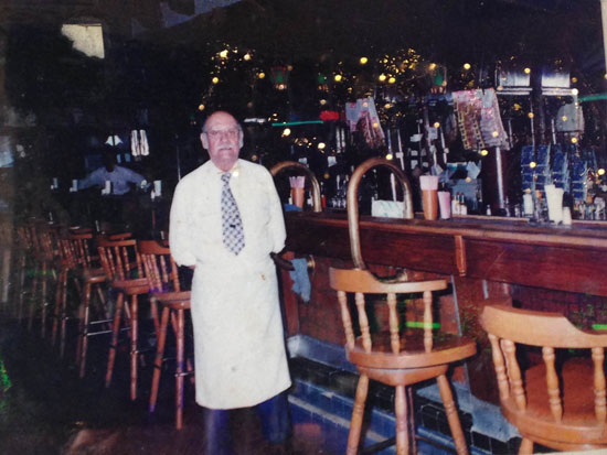 Lencho Hernandez the inventor of the Margarita