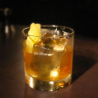 On the Trail of the Perfect Old Fashioned
