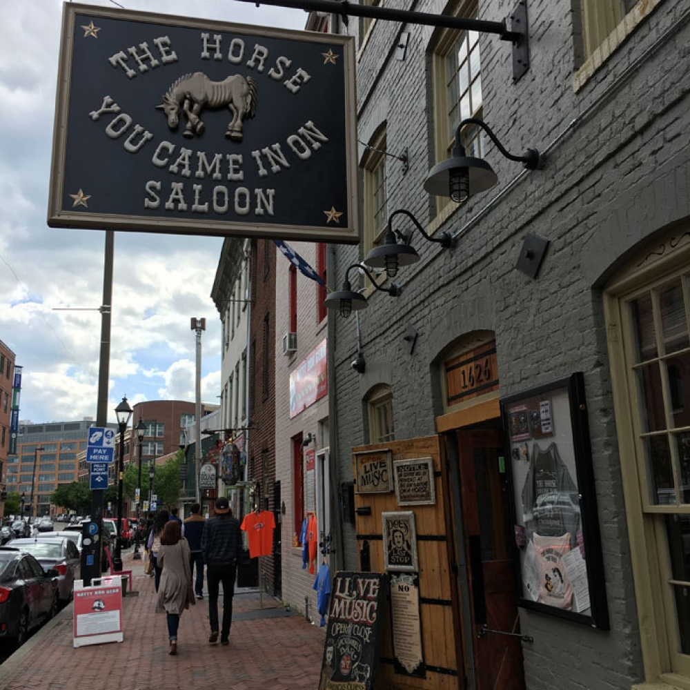 The Oldest Bar in Baltimore