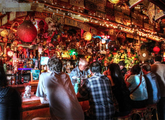 5 Oldest Tiki Bars in America