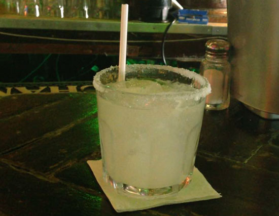 Classic Margarita for National Margarita Day